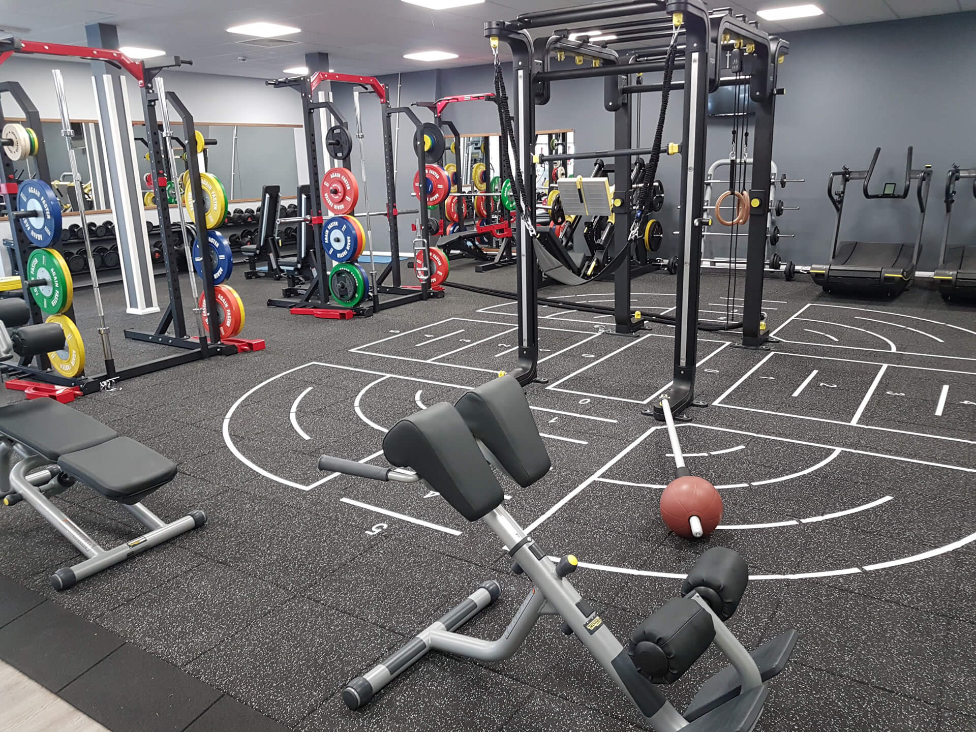 CF11 Fitness