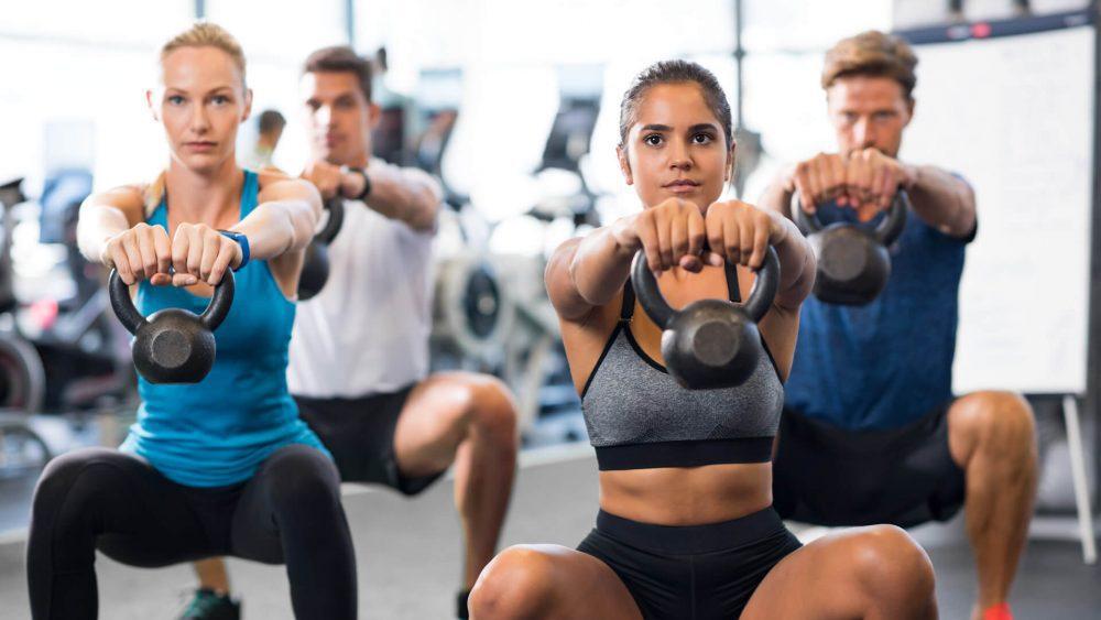 CF11 Fitness - Kettlebells