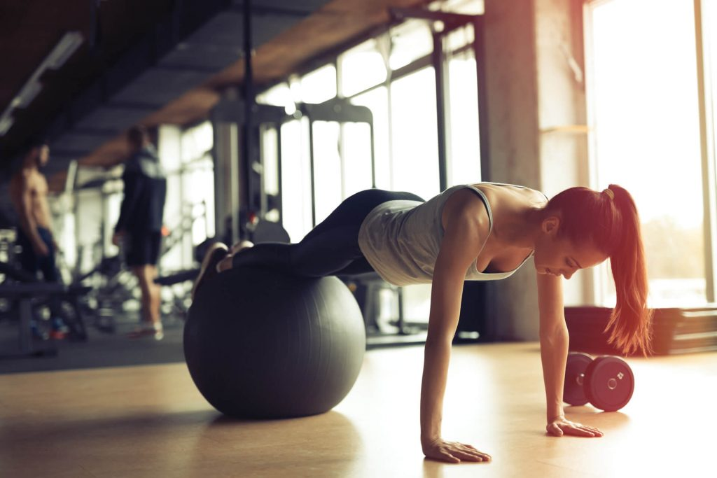 CF11 Fitness - Pilates
