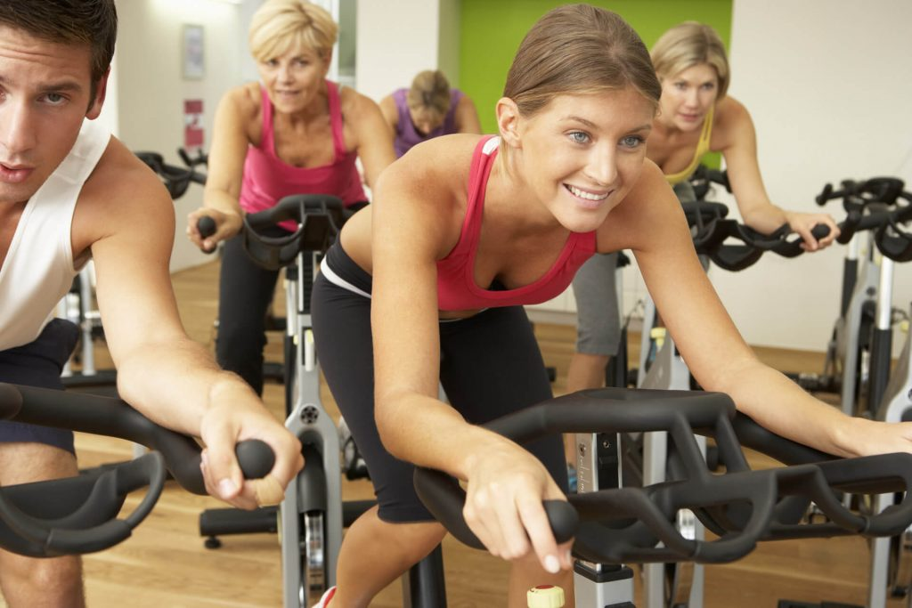 CF11 Fitness - Spin