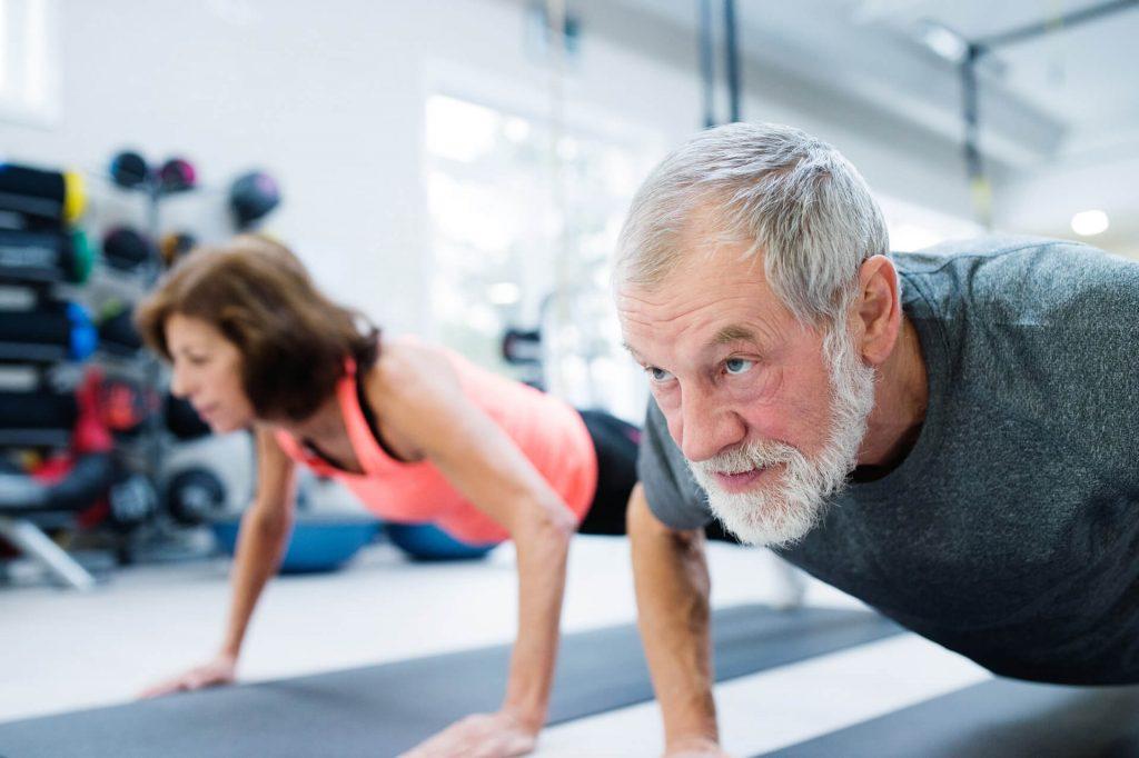 CF11 Fitness - Strength and Balance