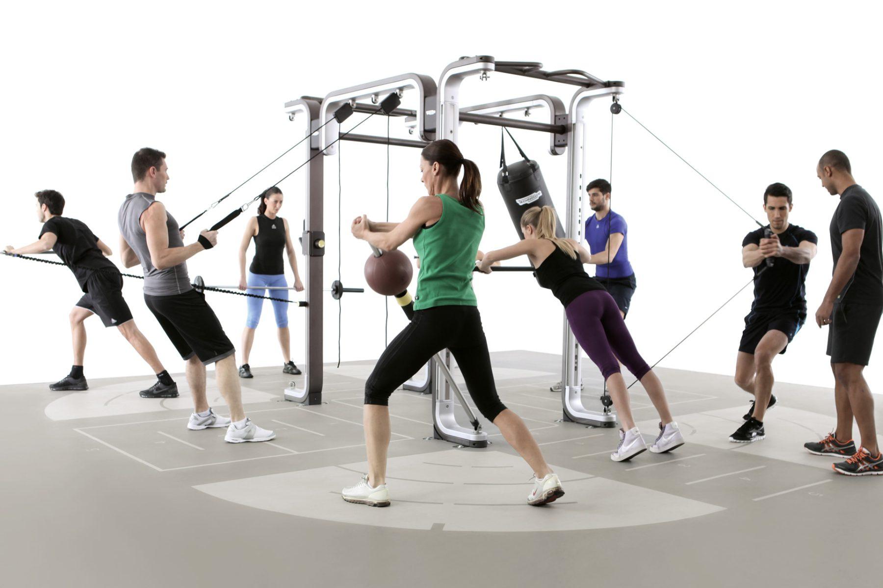CF11 Fitness - Omnia